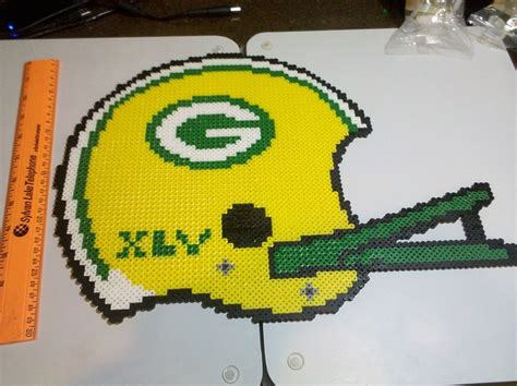 perler football 15 best images about perler sports on
