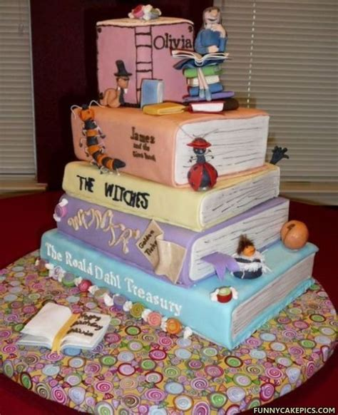 book cake pictures book birthday cake