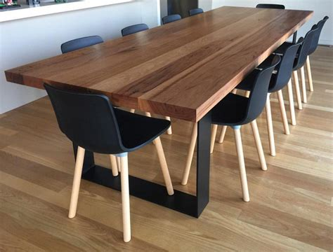 recycled messmate dining table lumber furniture