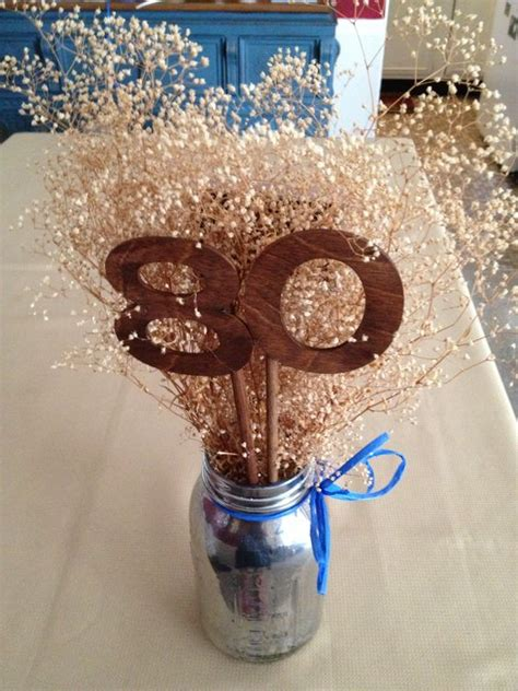 90th birthday centerpiece ideas 90th birthday centerpieces 11 lovely table decorations