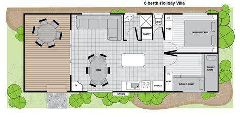 2 bedroom villa floor plans two bedroom villa 187 big4 renmark riverfront