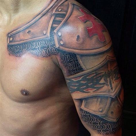 armor tattoos designs ideas and meaning tattoos for you