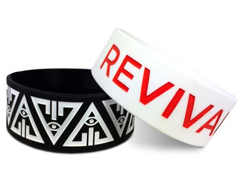 cheap custom rubber sts rubber bracelets custom designed for various customers