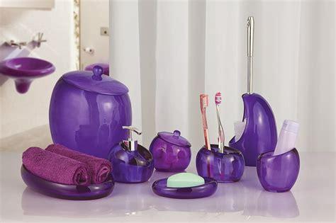 purple glass bathroom accessories complete your bathroom with sweet purple bath accessories