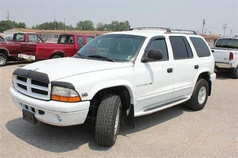 automotive air conditioning repair 1998 dodge durango electronic throttle control purchase used 1998 dodge durango 4x4 runs great no reserve auction in wichita kansas united states
