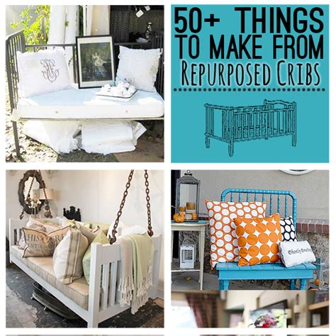 Ballard Design Bench 50 things to make from cribs