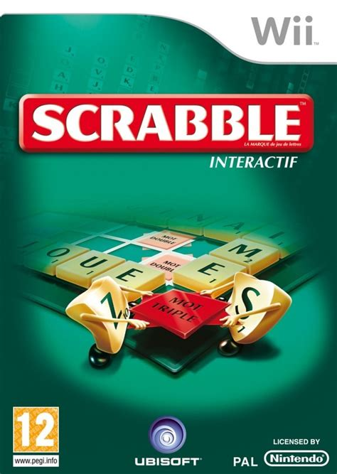scrabble for wii wii scrabble interactive pal espalwii rar