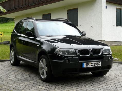Bmw E83 by 2004 Bmw X3 E83 Pictures Information And Specs Auto