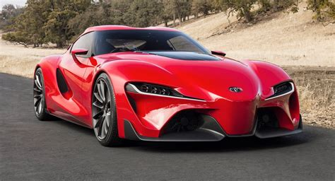 Car News by New Toyota Supra Rendered Photos 1 Of 8