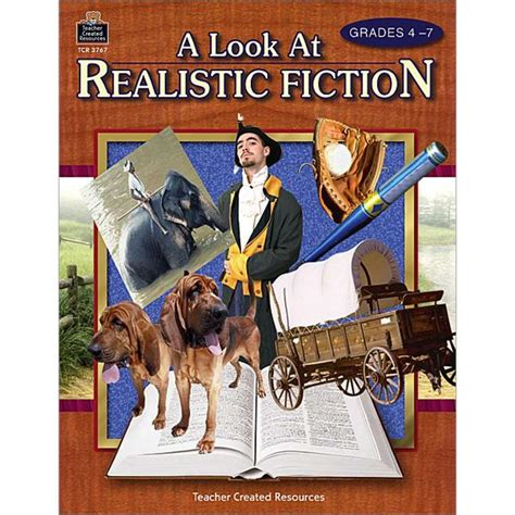 realistic fiction picture books a look at realistic fiction tcr3767 created
