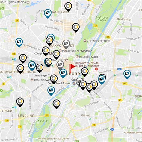 Englischer Garten München Parkplatz by Parkpl 228 Tze In M 252 Nchen Buchen Ido