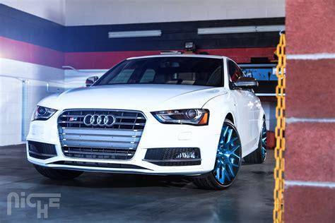 Audi S4 Tires by Audi S4 Custom Wheels Niche Circuit 20x9 0 Et Tire Size