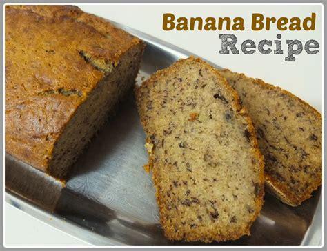 banana bead recipe banana bread something on everything