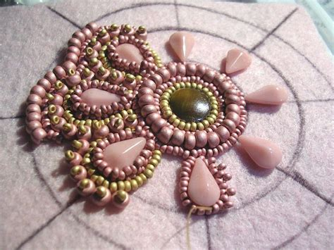 Best 20 Bead Embroidery Patterns Ideas On