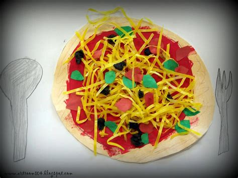 pizza crafts for 13 best photos of 3d paper easter craft 3d paper easter