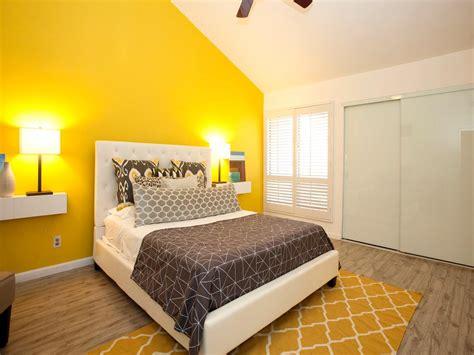 yellow walls in bedroom yellow master bedroom photos hgtv