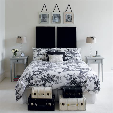 black white and bedroom designs black and white bedrooms chic