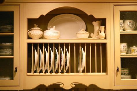 kitchen cabinet plate rack plate rack