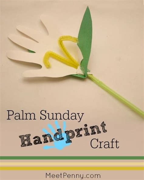 palm sunday crafts for 10 images about palm sunday on crafts sunday