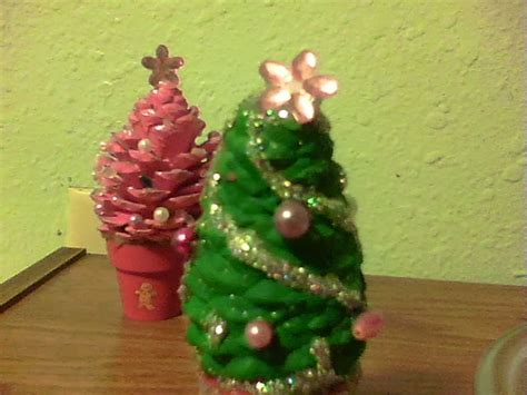 pine cone tree craft project thoughts pine cone tree crafts