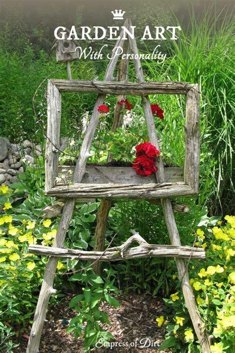 garden craft projects 25 best ideas about garden on yard