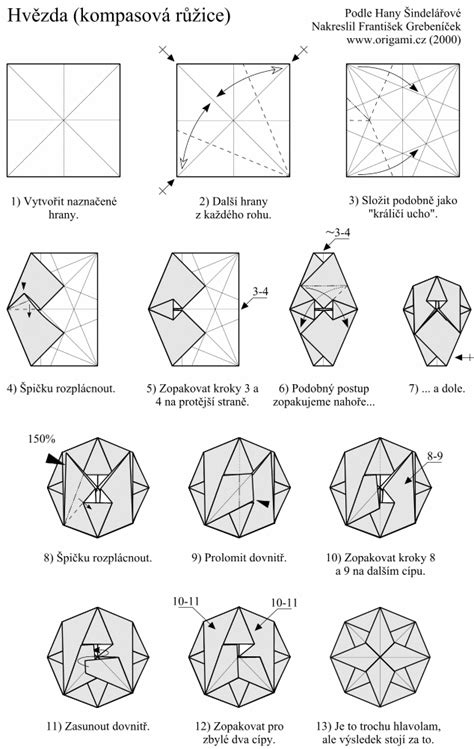 origami diagram mike s origami origami diagram links ornaments and