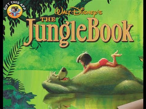 jungle book story with pictures disney s the jungle book storybook best app