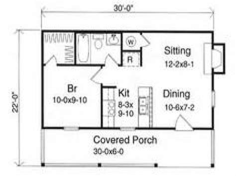 simple cottage floor plans small cabin floor plans simple small house floor plans