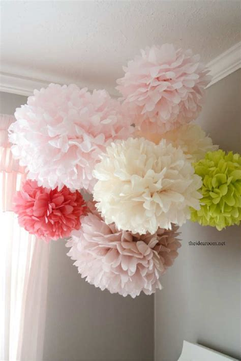 craft with tissue paper tissue paper hanging crafts for baby