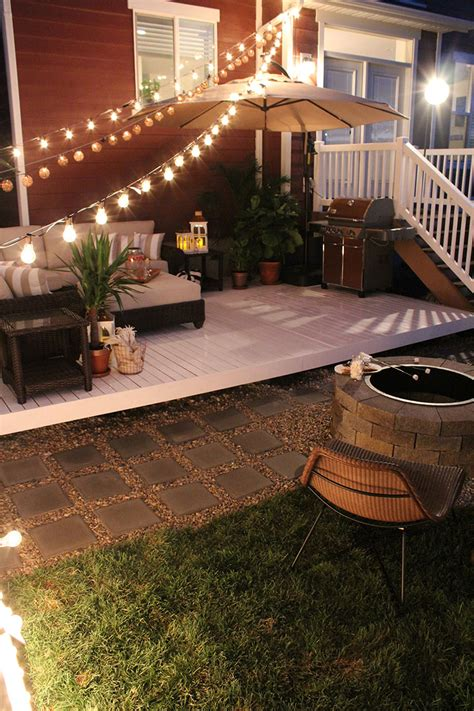 how do you build a patio how to build a deck in an easy way resolve40