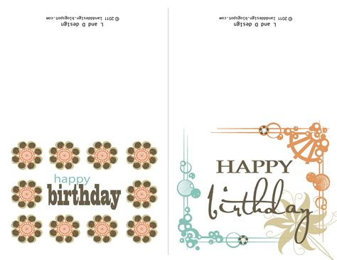 make printable birthday cards 50 best free printable birthday cards for him