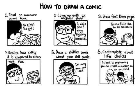 how to make a comic how to draw a comic by keppay on deviantart