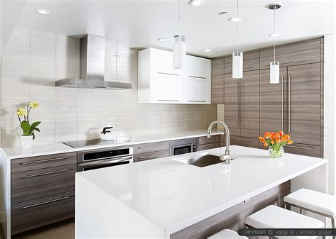 modern kitchen tiles white glass subway backsplash tile