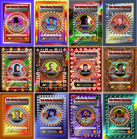 Galaxies Superstars 2010 Trading Card Set