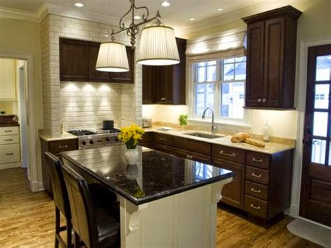 Dark Kitchen Cabinet Ideas wall paint ideas for kitchen