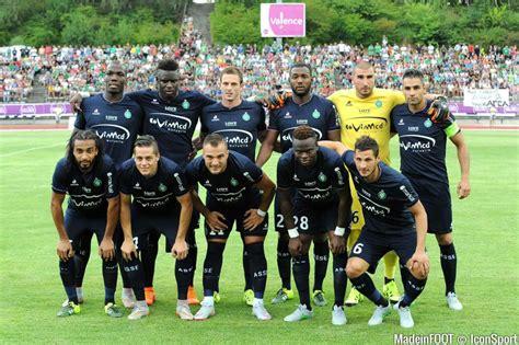 photos foot equipe etienne 22 07 2015 etienne ajax amsterdam match amical