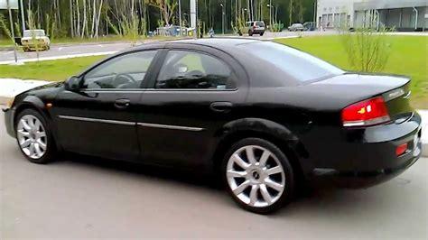 03 Chrysler Sebring by Chrysler Sebring Sedan 2003 2 0i 16v 141 Hp
