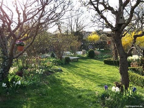 Der Garten Im März by 12tel Blick M 228 Rz April Die Natur Nimmt Anlauf Berlingarten