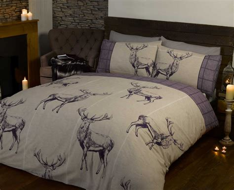 size bed covers stag duvet cover pillowcase quilt cover bedding bed sets