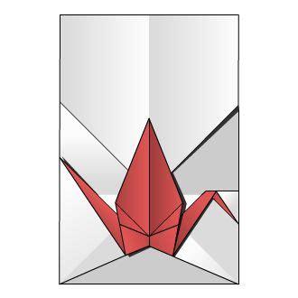 origami crane envelope crane envelope origami diagram wedding