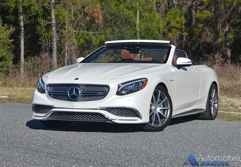 Mercedes Amg S65 by 2017 Mercedes Amg S65 Cabriolet Review Test Drive