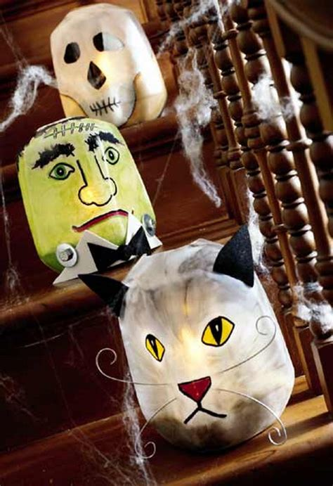 spooky crafts for scary crafts ideas for family net