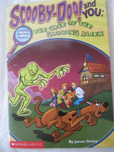 scooby doo picture clue books scooby doo and you the of the glowing