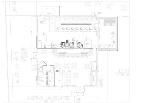 nano brewery floor plan production brewery tasting room layout