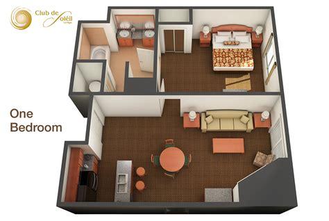 one bedroom suites las vegas one bedroom suite in las vegas club de soleil