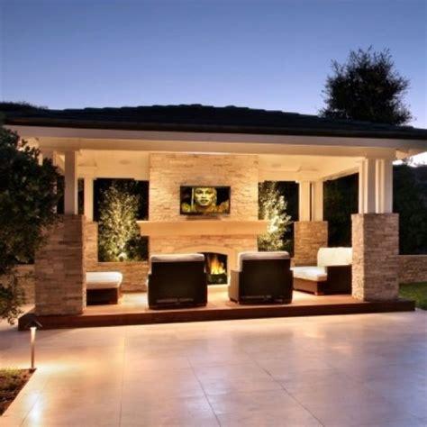 outdoor entertainment ideas best 25 outdoor entertainment area ideas on