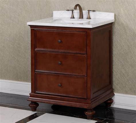30 bathroom vanity with sink 30 inch single sink bathroom vanity in brown uvlfwb19716a30
