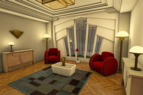 deco rooms bourgeoise bloomers