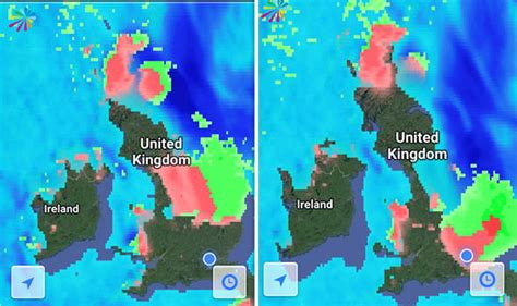 uk weather forecast where will snow hit britain this week