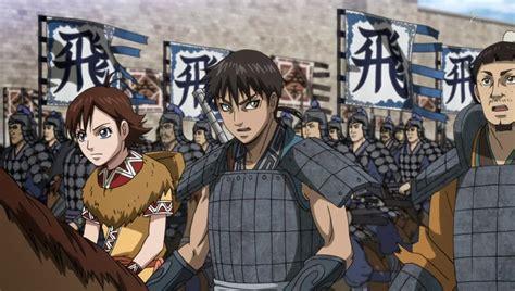 kingdom anime kingdom 2 37 lost in anime
